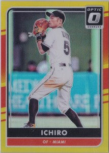 Donruss Optic Gold Refractor /10