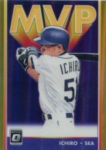 Donruss Optic MVP Gold /10