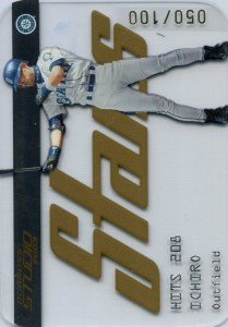 Donruss Studio Stars Gold /100