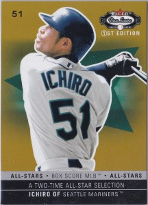 Fleer Box Score All-Star 1st Edition /100