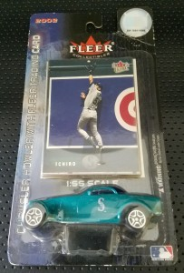 Fleer Collectibles Chrysler Howler