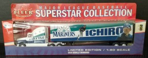 Fleer Collectibles Superstar Collection Truck