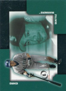 Fleer Legacy Oversize Proof