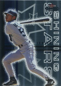 Fleer Mystique Shining Stars /300