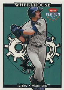 Fleer Platinum Wheelhouse