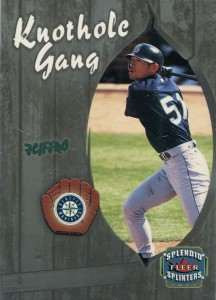Fleer Splendid Splinters Knothole Gang
