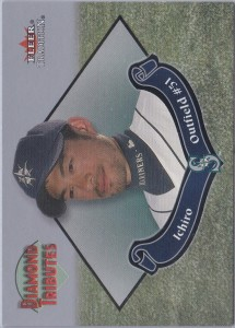 Fleer Tradition Diamond Tributes