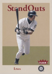 Fleer Tradition Standouts