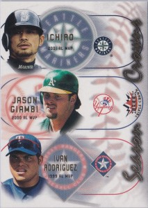 Fleer Triple Crown Season Crowns