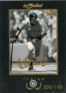 Fleer inScribed Gold /199