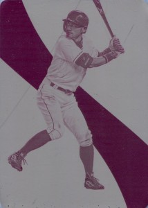 Immaculate Collection Magenta Printing Plate 1/1