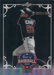 Leaf Best of Baseball Black Refractor /15