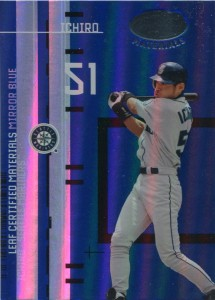 Leaf Certified Materials Sample Mirror Blue /100