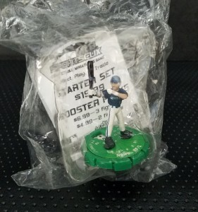 MLB Sportsclix Figure Sealed