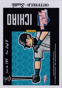 Panini Triple Play Puzzle Card #191