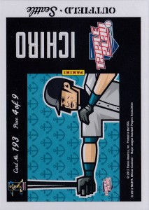 Panini Triple Play Puzzle Card #193