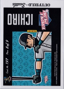 Panini Triple Play Puzzle Card #197