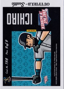 Panini Triple Play Puzzle Card #198