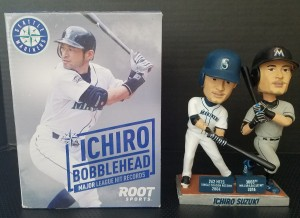 Root Sports 3000 Hit Dual Bobblehead