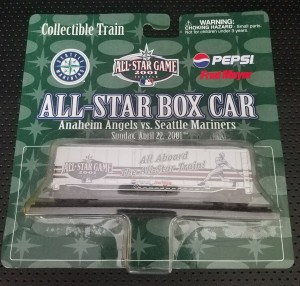 SGA All Star Box Car