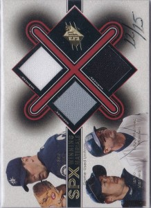 SPX Winning Materials Trio Gold /25