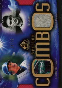 SP Gamed Used Patch Stellar Combos Dual /25