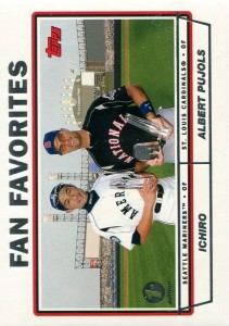 Topps 1st Edition Fan Favorites