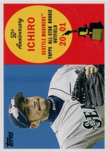 Topps 50th Anniversary All-Rookie Team