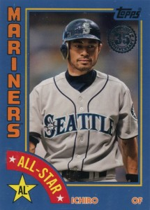 Topps All Stars Blue