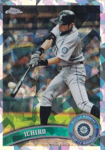 Topps Chrome Atomic Refractor /225
