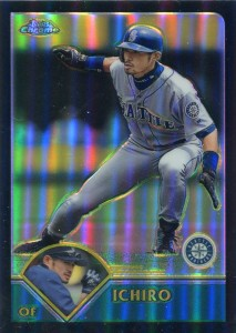 Topps Chrome Black Refractor /199