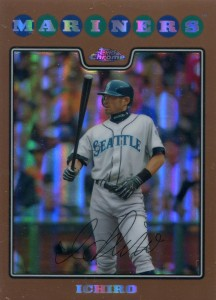 Topps Chrome Copper Refractor /599