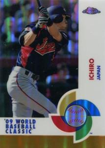 Topps Chrome World Baseball Classic Gold Refractor /50