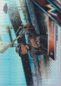 Topps Chrome Prism Refractor
