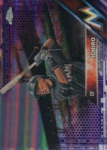 Topps Chrome Purple Refractor /275