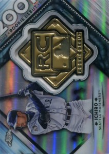 Topps Chrome Rookie Debut Medallion