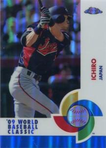 Topps Chrome World Baseball Classic Blue Refractor /199