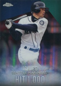 Topps Complete Set Exclusive Topps Chrome Refractor I-2