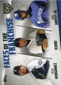 Topps Faces of the Franchise 150 Years /150