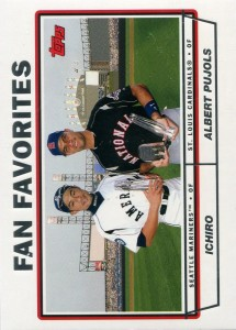 Topps Fan Favorites