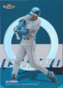 Topps Finest Blue Refractor /299