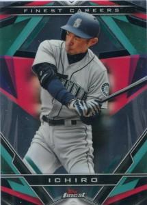 Topps Finest Finest Careers Ichiro #1