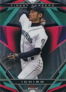 Topps Finest Finest Careers Ichiro #3