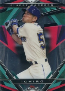 Topps Finest Finest Careers Ichiro #4