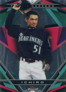 Topps Finest Finest Careers Ichiro #5