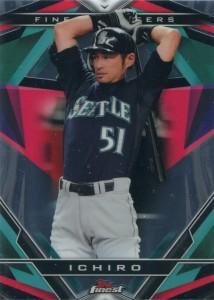 Topps Finest Finest Careers Ichiro #6