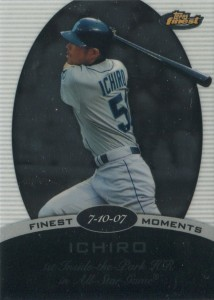 Topps Finest Finest Moments 15
