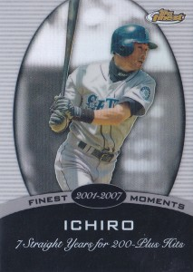 Topps Finest Finest Moments #15S Refractor