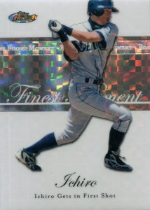 Topps Finest Finest Moments X-Fractor /25