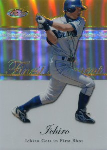 Topps Finest Moments Gold Refractor /50